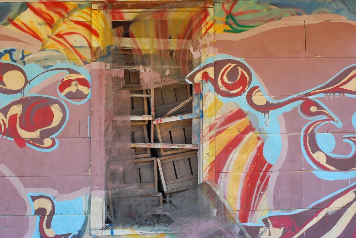 cameron, nc: paintedbarns
