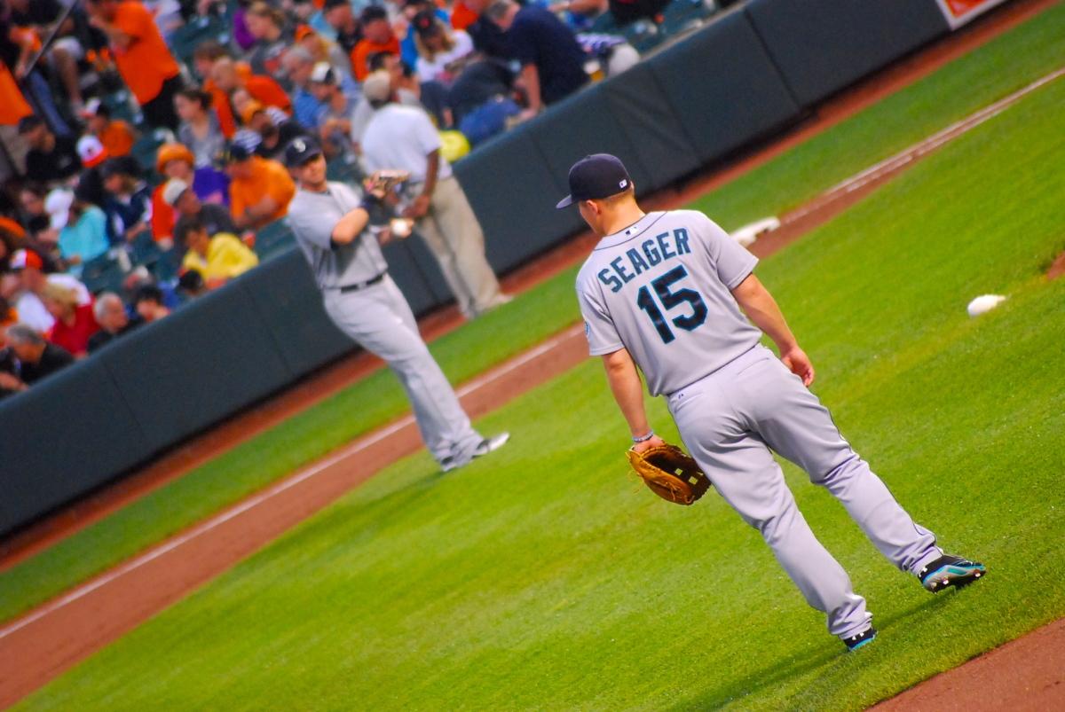 baseball: mariners @orioles