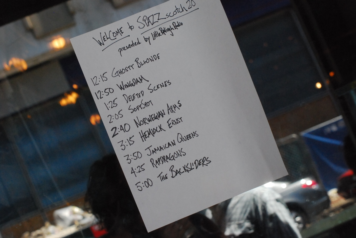 festival: hopscotch music festival2013