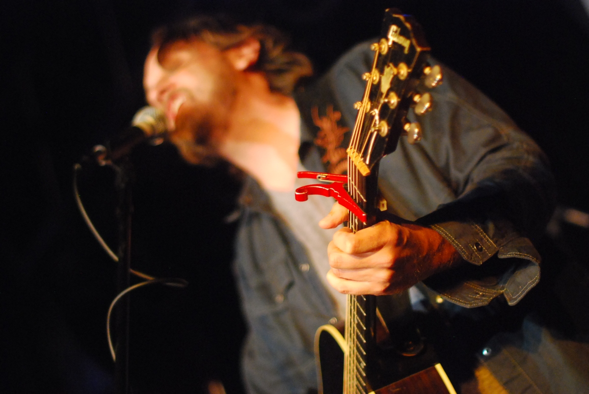 concert: hayes carll & corb lund @ southland ballroom