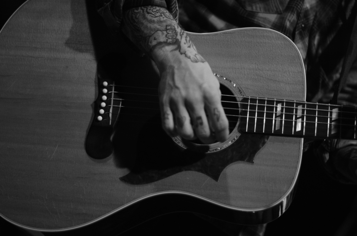concert: dave hause @ local 506