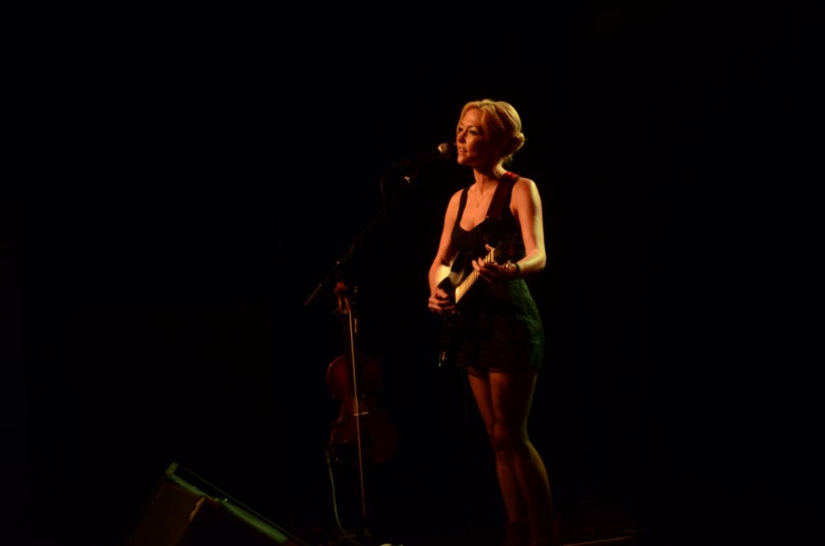 concerts: amanda shires @ cat's cradlebackroom