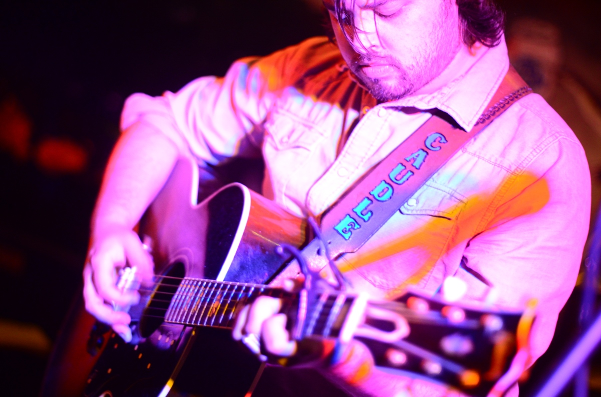 concerts: caleb caudle @ the cave