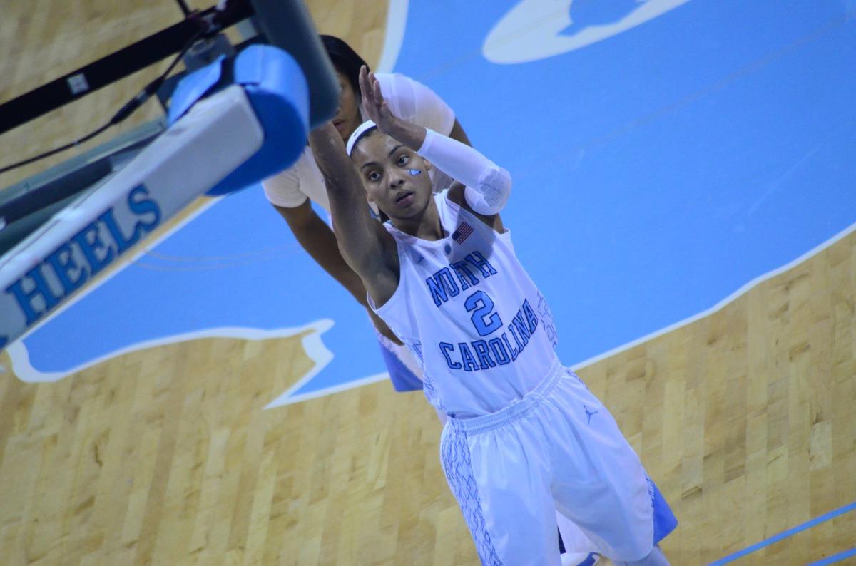 basketball: duke @unc