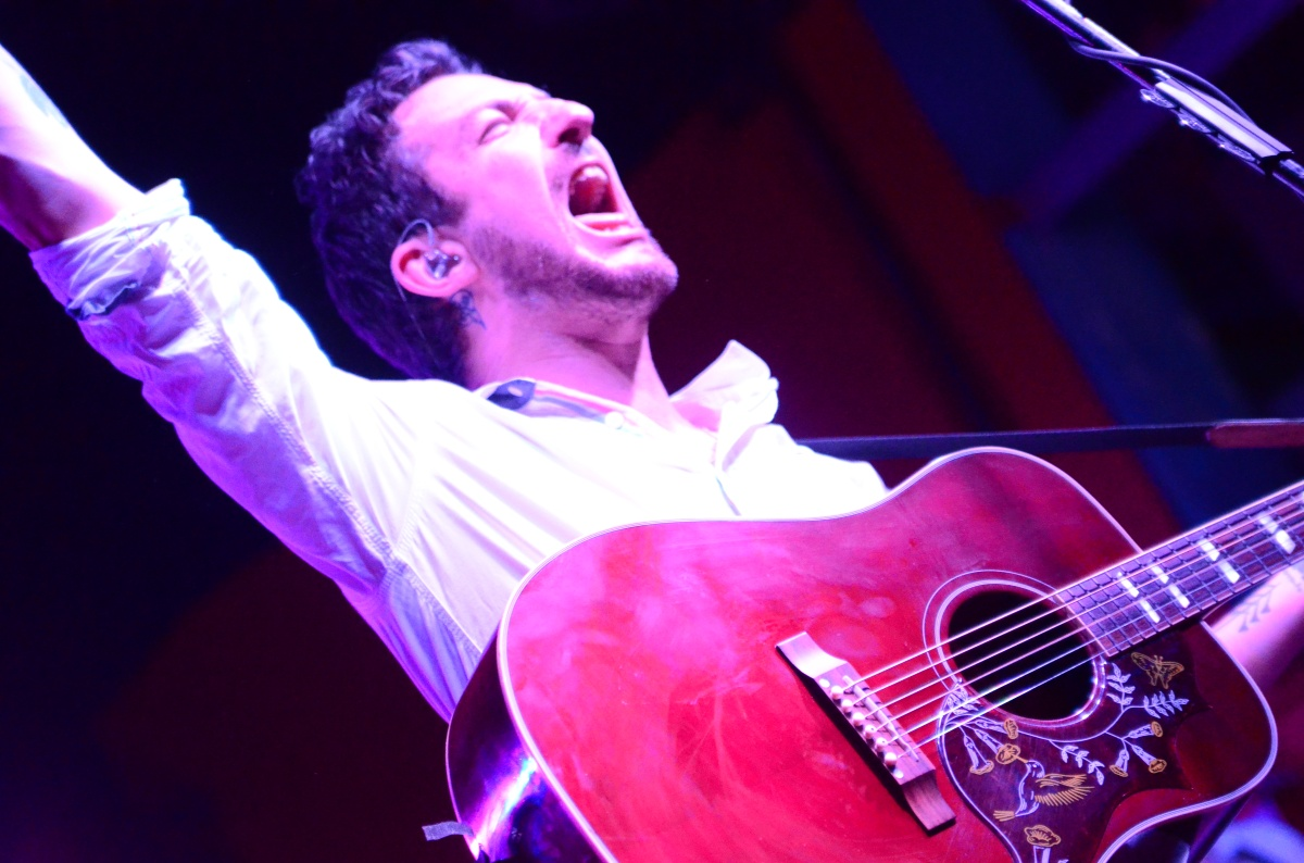 concerts: frank turner @ greene street club