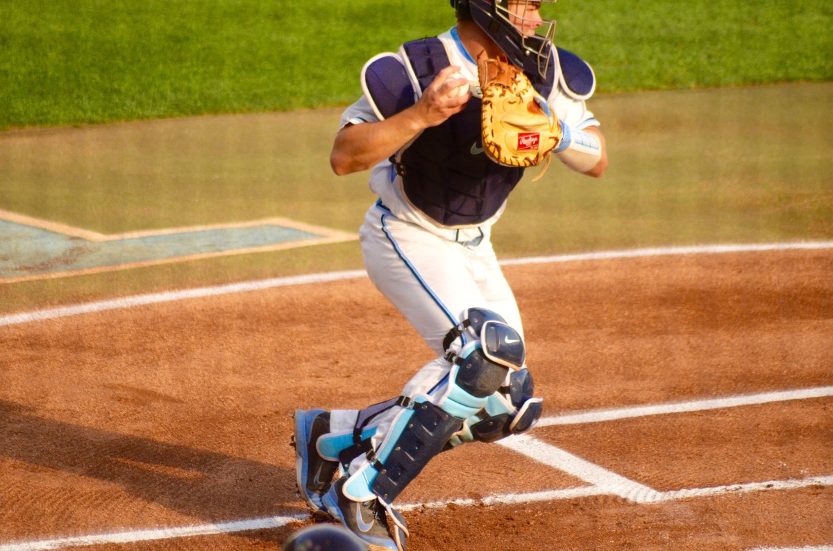 college baseball: campbell @ unc