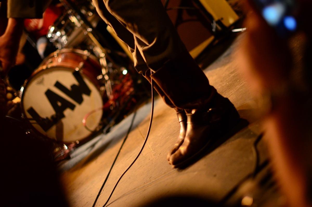 concerts: langhorne slim @ cat'scradle
