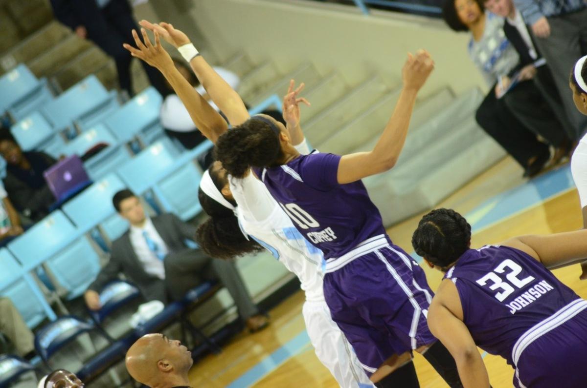 basketball: northwestern @unc